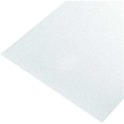 Plaskolite 2 Ft. x 4 Ft. Pattern-12 Prismatic White Acrylic Light Panel