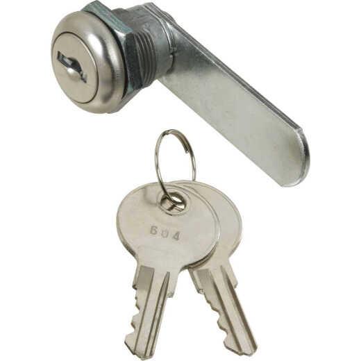 National VKA825 1/4 In. Chrome Utility Lock
