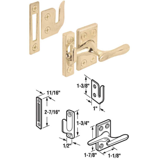 Prime-Line Casement Window Sash Lock