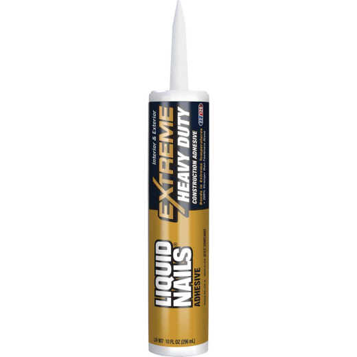 Liquid Nails 10 Oz. Extreme Heavy Duty Construction Adhesive