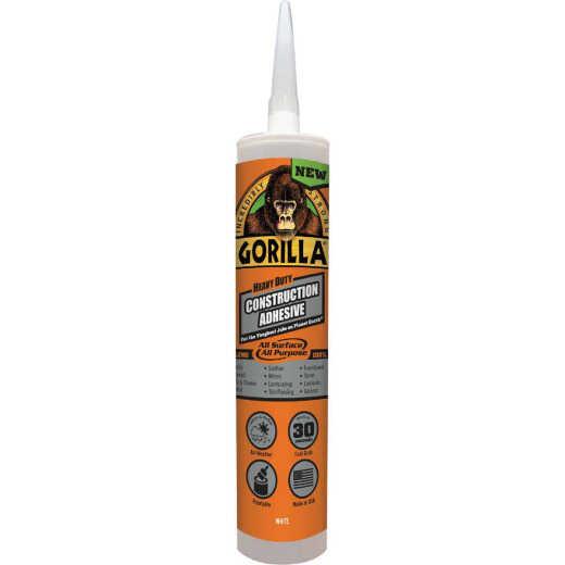 Gorilla 9 Oz. All Surface Construction Adhesive