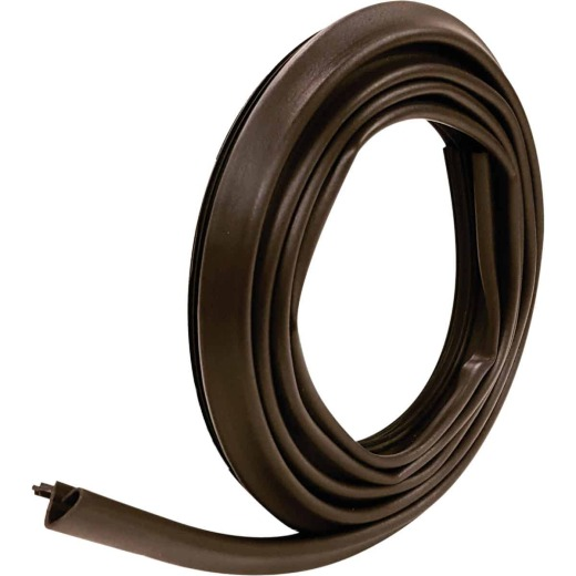 Frost King 3/4 In. x 7 Ft. Brown Door Jamb Weatherstrip