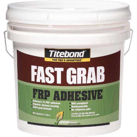 Titebond GREENchoice FAST GRAB 4 Gal. FRP Panel Adhesive
