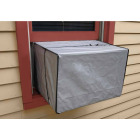 """Do it 18"""" x 27"""" x 16"""" 6 mil Rectangle Air Conditioner Cover Image 2"""