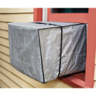 """Do it 18"""" x 27"""" x 16"""" 6 mil Rectangle Air Conditioner Cover Image 3"""