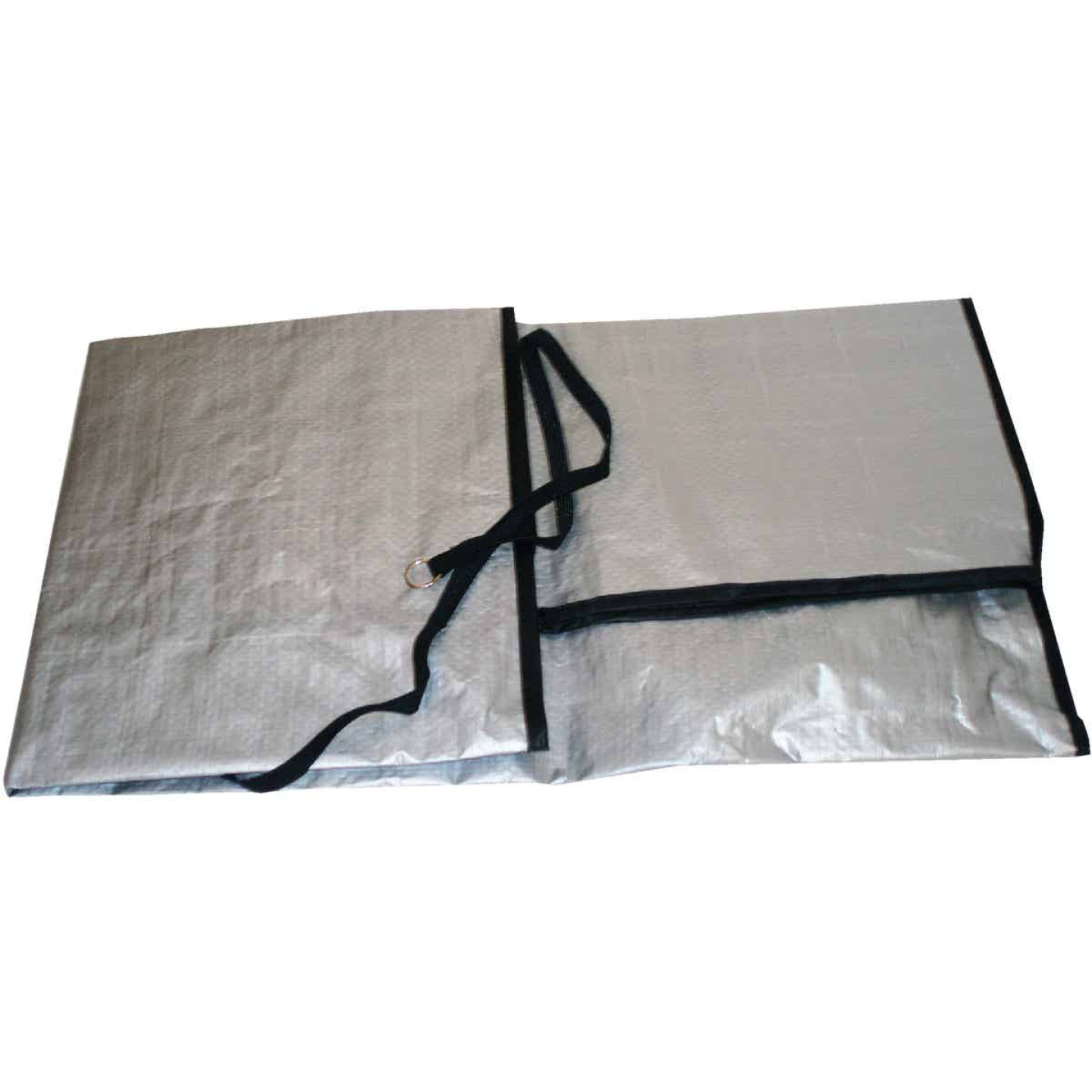 """Do it 34""""x 34""""x 30"""" 9 mil Square Air Conditioner Cover Image 1"""