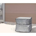 """Do it 34""""x 34""""x 30"""" 9 mil Square Air Conditioner Cover Image 2"""