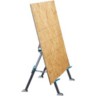 Channellock 39-1/4 to 45-3/4 In. Long Steel Adjustable Sawhorse Jobsite Table, 1300 Lb. Capacity Image 10