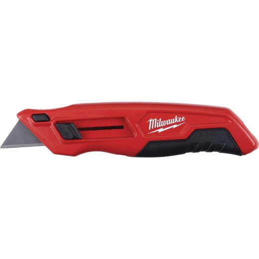 Milwaukee Sliding Retractable Straight Utility Knife
