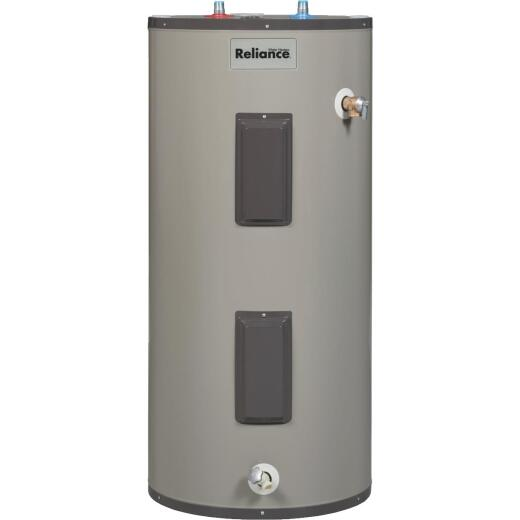 Reliance 50 Gal. Medium 9yr Self-Cleaning 4500/4500W Elements Electric Water Heater