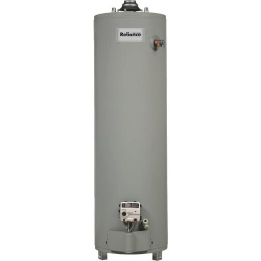 Reliance 50 Gal. Tall Ultra Low NOx 6yr 40,000 BTU Natural Gas Water Heater