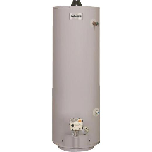 Reliance 40 Gal. 6yr Natural Gas/Liquid Propane Direct Vent Water Heater for Mobile Home