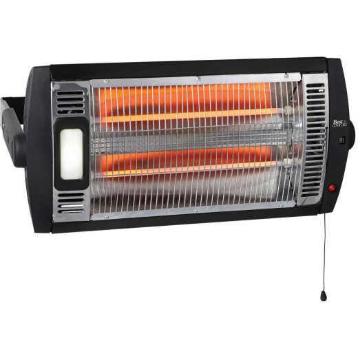 Best Comfort 1500-Watt 120-Volt Garage Quartz Heater