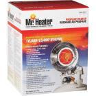 MR. HEATER 15,000 BTU Radiant Single Tank Top Propane Heater Image 4