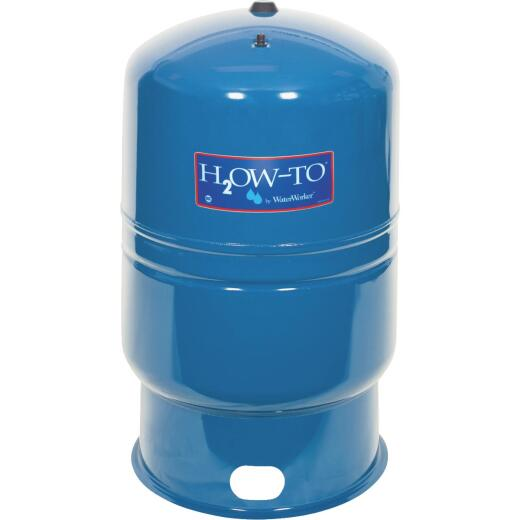 Water Worker 62 Gal. Vertical Pre-Charged Well Pressure Tank