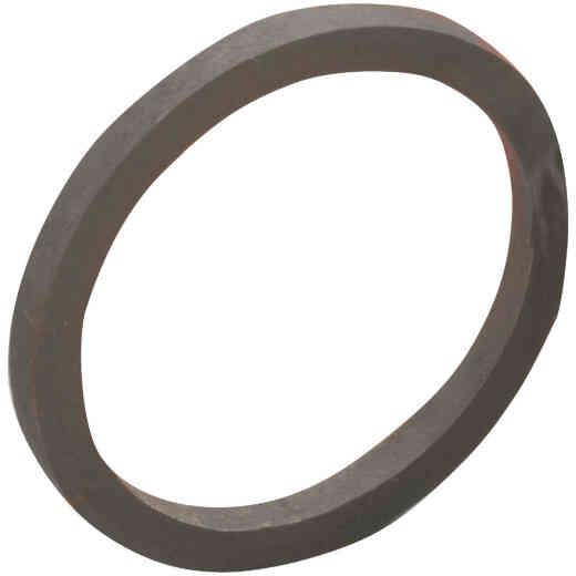 Do it Best 1-1/2 In. x 1-1/4 In. Black Rubber Slip Joint Washer