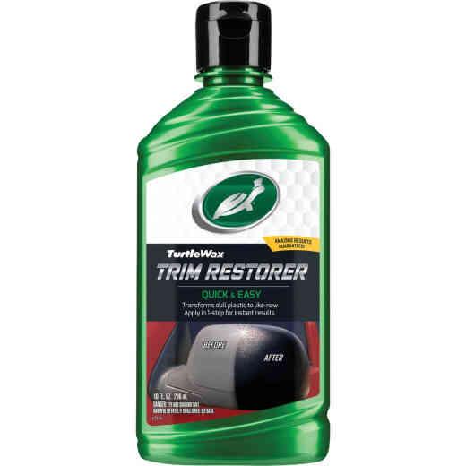 Turtle Wax 10 Oz. Liquid Trim Restorer Detailer