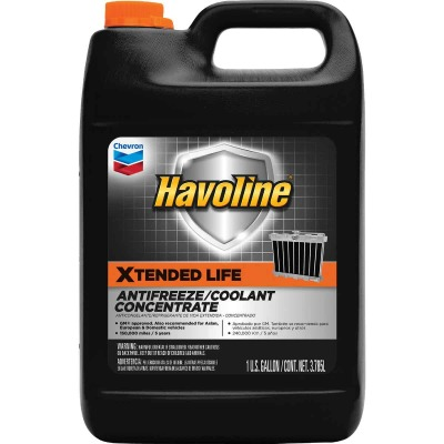 Havoline Xtended Life Gallon Concentrate -34 F to 228 F Automotive Antifreeze