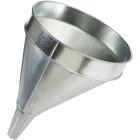 Delphos Heavy-Duty 6 Qt. Galvanized Steel Funnel with Side Spout Image 1