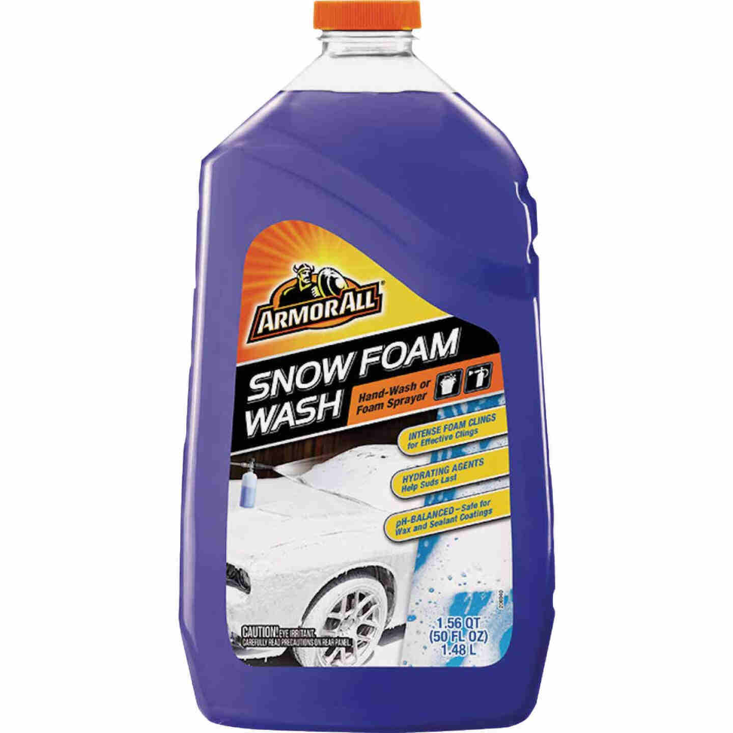Armor All 50 Oz. Liquid Snow Foam Car Wash Image 1