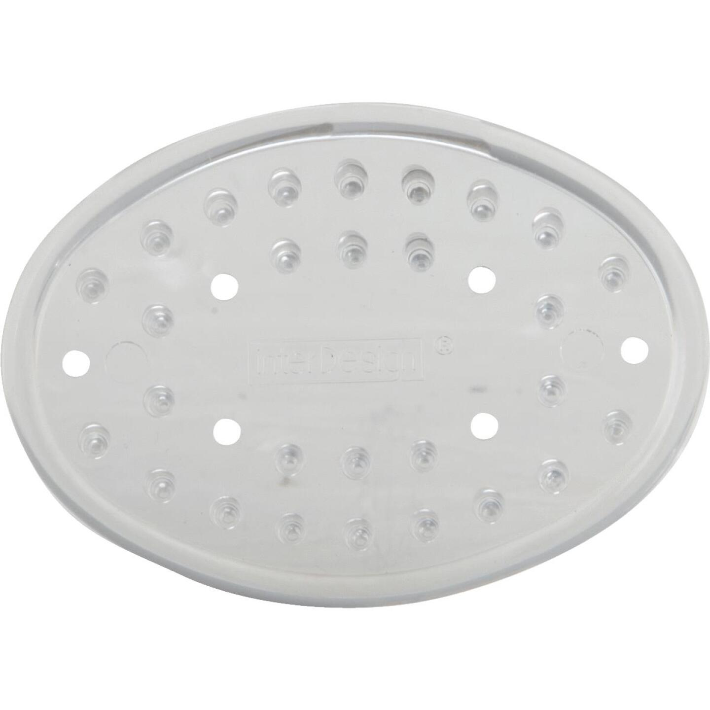 InterDesign Clear Soap Dish (2-Count) Image 1