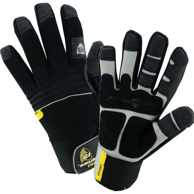 West Chester Men's XL Synthetic Leather Winter Work Glove