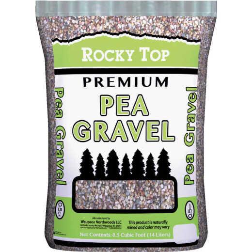 Rocky Top 0.5 Cu. Ft. 50 Lb. Pea Gravel