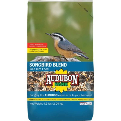 Audubon Park 4.5 Lb. Songbird Blend Wild Bird Food