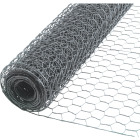 Do it 1 In. x 24 In. H. x 25 Ft. L. Hexagonal Wire Poultry Netting Image 1
