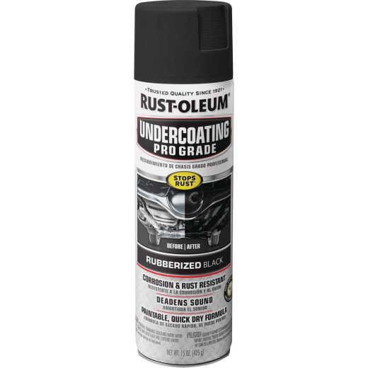 Rust-Oleum Professional Grade Rubberized Spray Undercoating