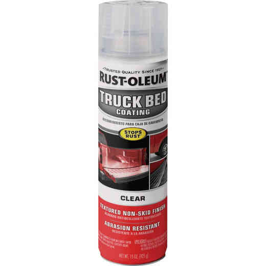 Rust-Oleum Automotive 15 Oz. Clear Truck Bed Coating Spray