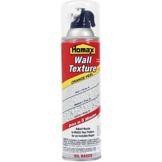 Homax White 20 Oz. Orange Peel and Splatter Spray Texture
