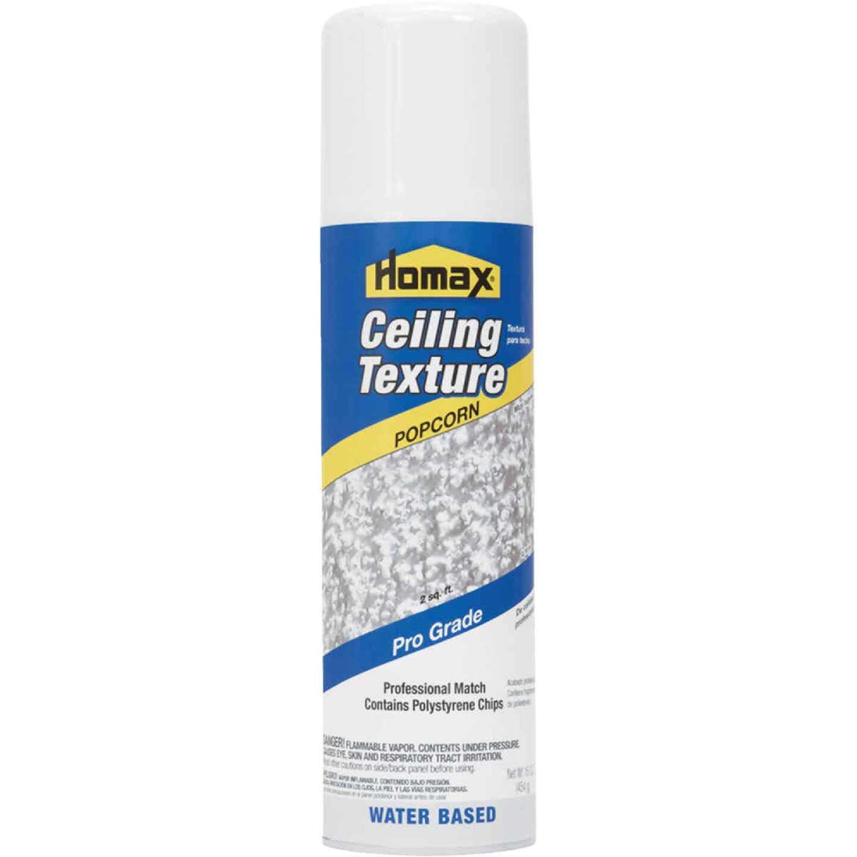 Homax White 16 Oz. Ceiling Popcorn Spray Texture Image 1