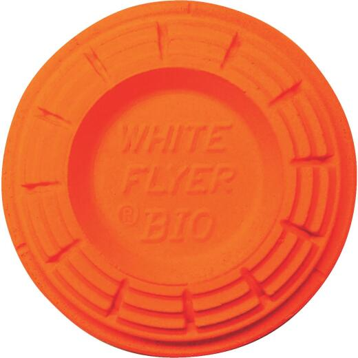 White Flyer Orange Clay Target (135-Pack)