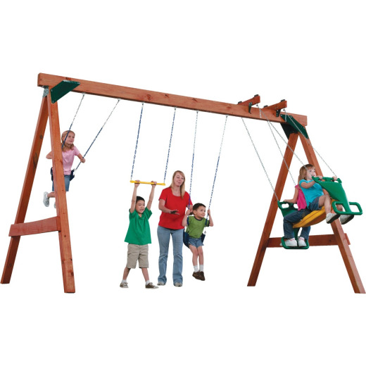 Swing N Slide Scout Swing Set Kit